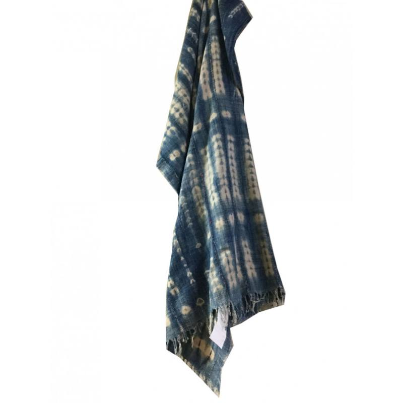 Imani Vintage Throw, Indigo