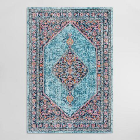 Blue Tinsley Area Rug