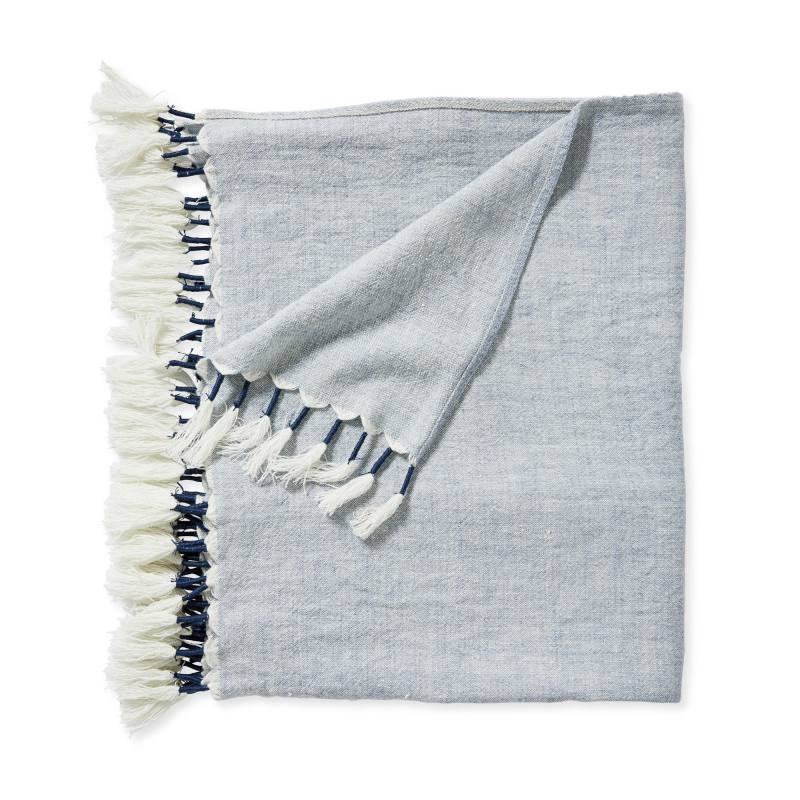 Topanga Linen Throw
