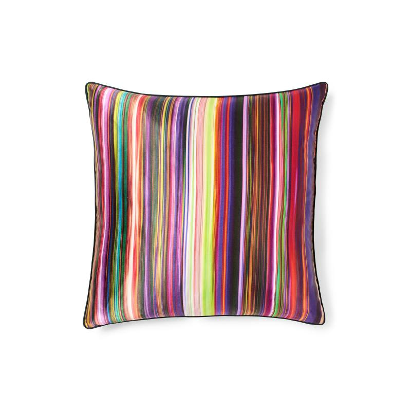 Times Square Silk Accent Pillow