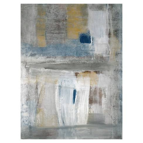 "30""x40"" Tribeca Ii By Merri Pattinian Art On Canvas - Fine Art Canvas"