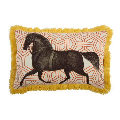 Bloomsbury Horse Pillow