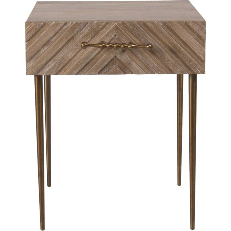 Etacle 1 Drawer Nightstand